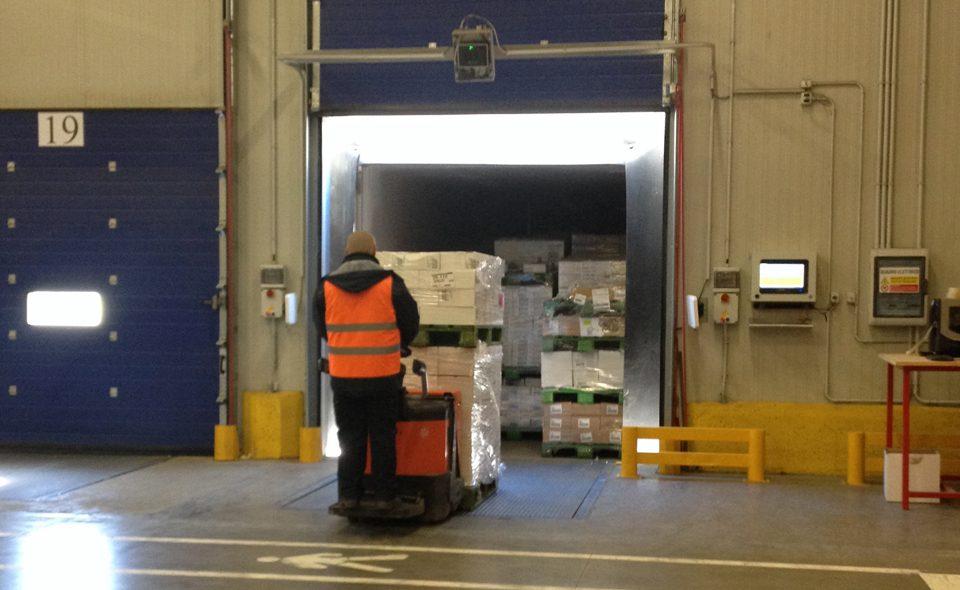 Il nuovo ricevimento merci di CONAD CENTRO NORD