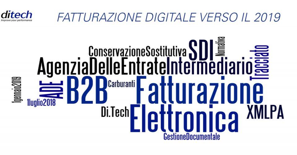 Fatturazione digitale verso il 2019 #9