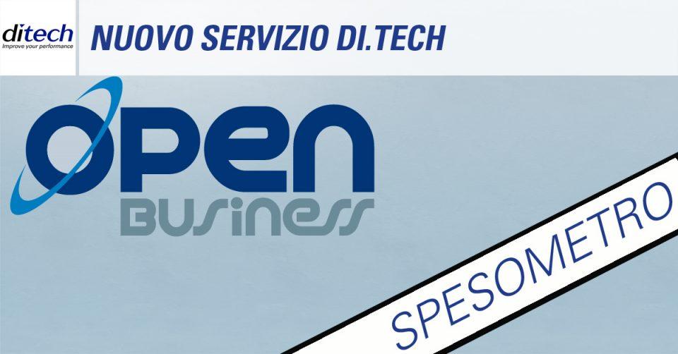Il nuovo servizio DiTech per l'invio telematico dello Spesometro